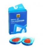 Spenco For Her Gel Heel Cushions One Size Fits All 2/Pk