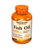 Sundown Naturals Fish Oil - 200 Softgels