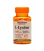 Sundown L-Lysine 500 mg Caplets - 100 Count Bottle