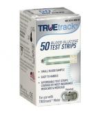 TRUEtrack Diabetic Test Strips - 50 Strips