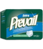 "Prevail Extra Absorbency Protective Underwear, X Large (58"" - 68"") - 56/Case"