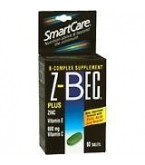 Z-Bec B Complex Supplement - 60 Tablets***MANUFACTURER CURRENTLY EXPERIENCING PRODUCTION ISSUES est 5/10