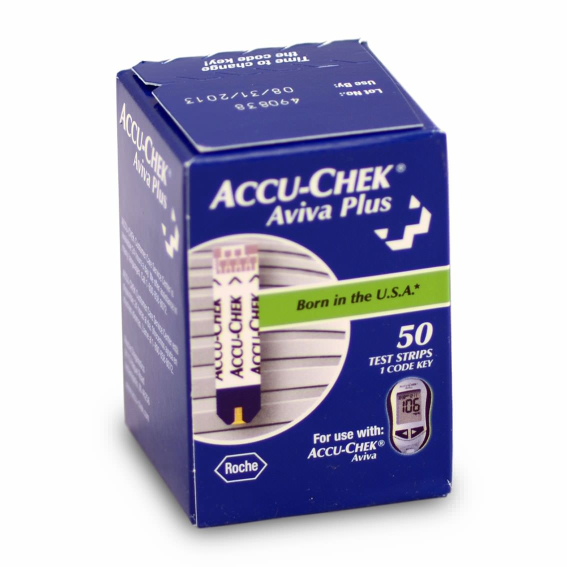 Accu Chek Diabetic Test Strips Healthwarehouse Com
