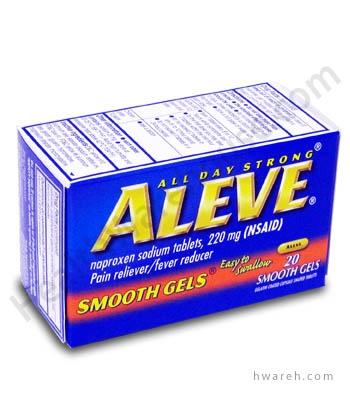 Anti inflammatory naproxen