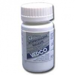 Acepromazine 100mg Tablets
