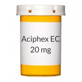 Aciphex EC 20mg Tablets