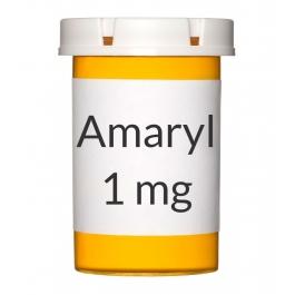 Amaryl (Glimepiride) 1mg Tablets
