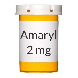 Amaryl 2mg Tablets