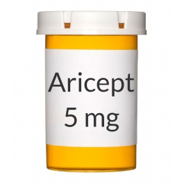 Aricept 5mg Tablets