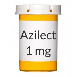 Azilect 1mg Tablets