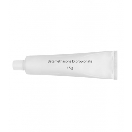 Betamethasone Dipropionate 0.05% Cream (15g Tube)