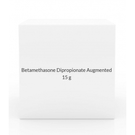 Betamethasone Dipropionate Augmented 0.05% Ointment (15g Tube) (Prasco)