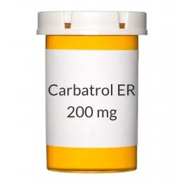 Carbatrol ER 200mg Capsules