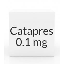 Catapres 0.1 mg Tab