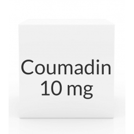 Coumadin 10mg Tablets