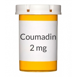 Coumadin 2mg Tablets