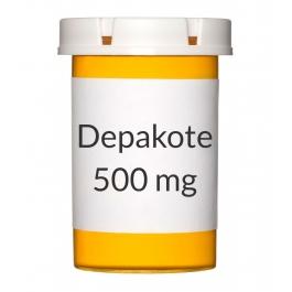 Depakote 500mg Tablets