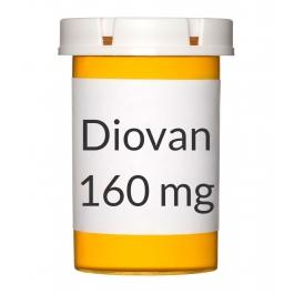 Diovan 160mg Tablets