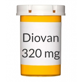 Diovan 320mg Tablets