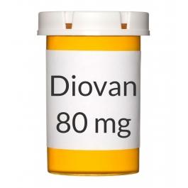 Diovan 80mg Tablets
