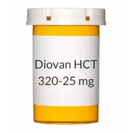 Diovan HCT 320-25mg Tablets