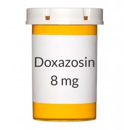 Doxazosin 8 mg Tablets
