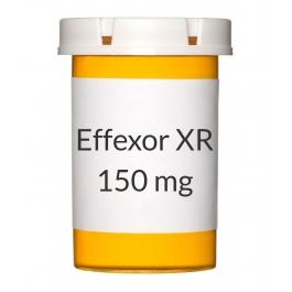 Effexor XR 150mg Capsules