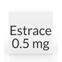 Estrace (Estradiol) 0.5mg Tablets