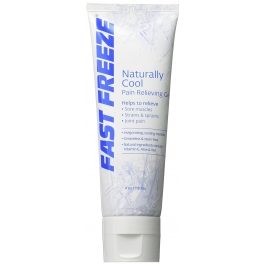 Fast Freeze Gel Tube, 4 oz