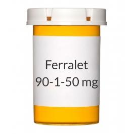 Ferralet Tablets