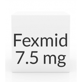 Fexmid 7.5mg Tablets- 90ct Bottle