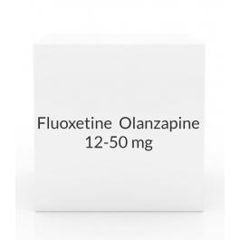 Olanzapine-Fluoxetine 12-50mg Capsules