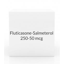 Fluticasone-Salmeterol 250-50mcg (Generic Advair Diskus) 60 Doses