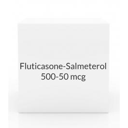Fluticasone-Salmeterol 500-50mcg (Generic Advair Diskus) 60 Doses