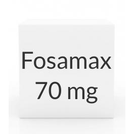 Fosamax Plus D 70mg-2800U Tablets - 4 Tablet Pack