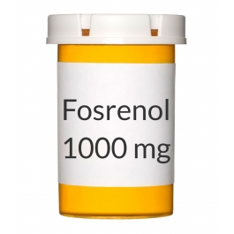 Fosrenol 1000mg Powder Packets - 9ct
