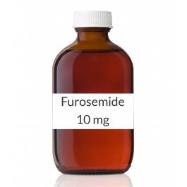 Furosemide 10mg/ml Solution (120ml Bottle)