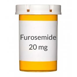 Furosemide 20mg Tablets