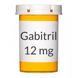 Gabitril 12mg Tablets