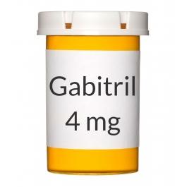 Gabitril 4mg Tablets