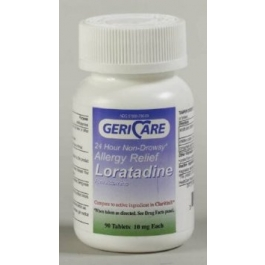 Loratadine 10mg Tablets- 90ct