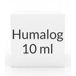 Humalog Insulin 100U/ml -10ml Vial