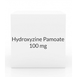 Hydroxyzine Pamoate 100mg Capsules