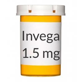 Invega ER 1.5mg Tablets