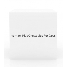 Iverhart Plus Chewables For Dogs 1-25 lbs (6 Month Pack)
