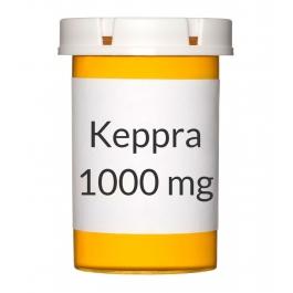 Keppra 1000mg Tablets