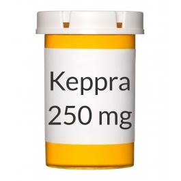Keppra 250mg Tablets