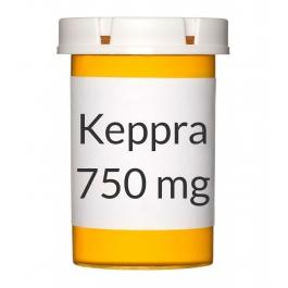Keppra 750mg Tablets