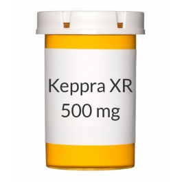 Keppra XR 500mg Tablets