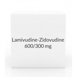 Lamivudine-Zidovudine 600/300mg Tablets